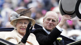 Special Service Held for Late Prince Philip
