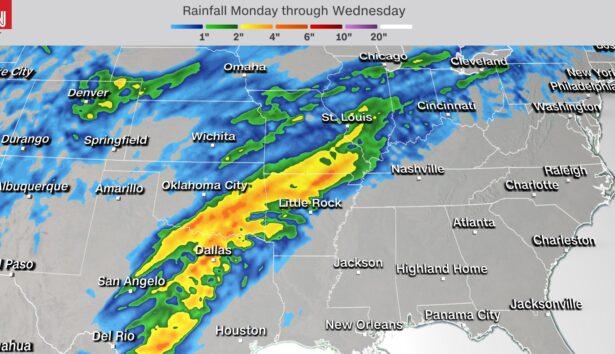 rainfall-map