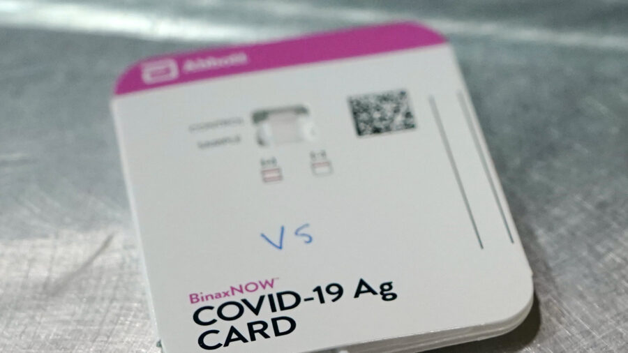 US Allows 2 More Over-the-Counter COVID-19 Home Tests