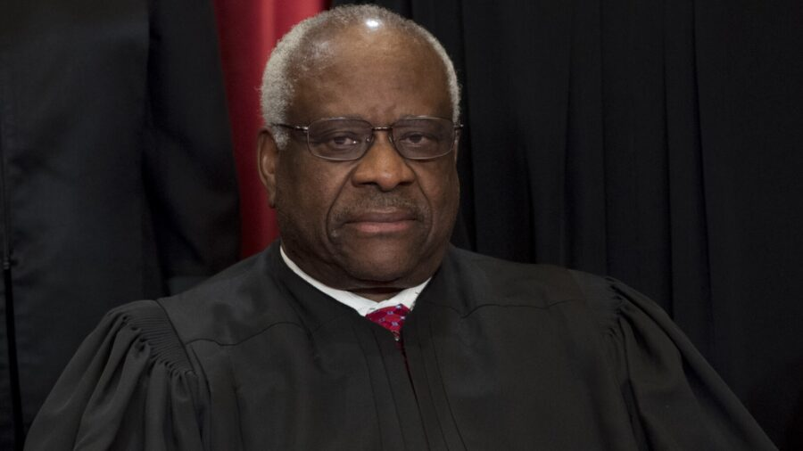 Supreme Court Justice Thomas Suggests Facebook, Twitter Could be Regulated Like Utilities
