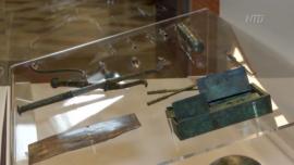 Exhibition Tells Story of Rome's Gladiators