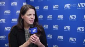Dr. Simone Gold: Early Treatment Works; Lockdowns, Masks Don't Work