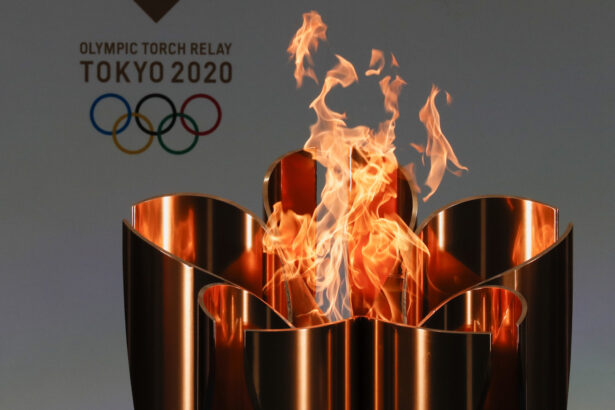 torch-olympic