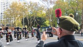 Australia and New Zealand Honor Military With Return of Public Commemoration