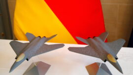 Germany, France, Spain Aim for Fighter Jet Agreement This Week