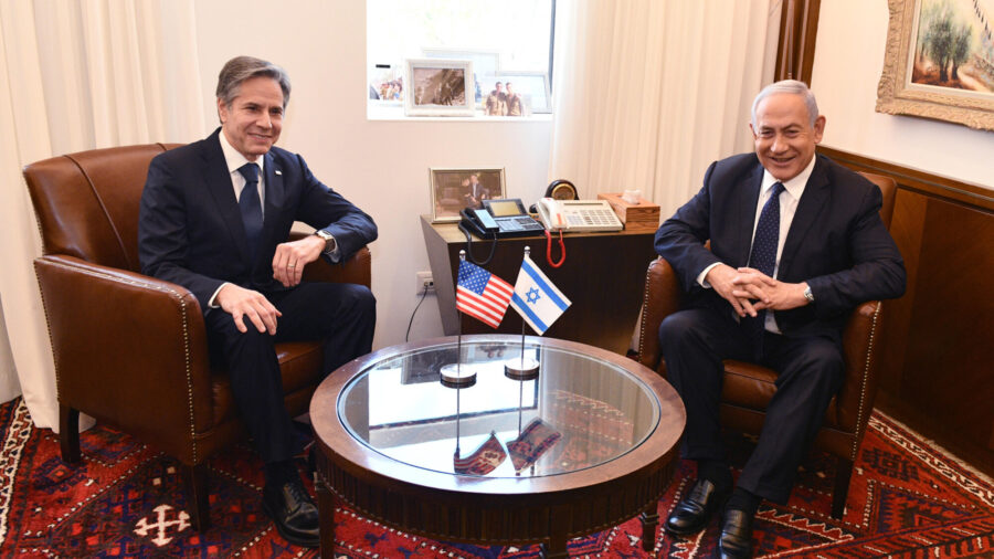 Blinken Announces US Aid to Gaza and Pledges to Reopen Jerusalem Consulate