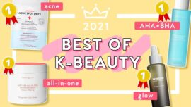 Best Products of K-Beauty in 2021! (ft. Peach & Lily)