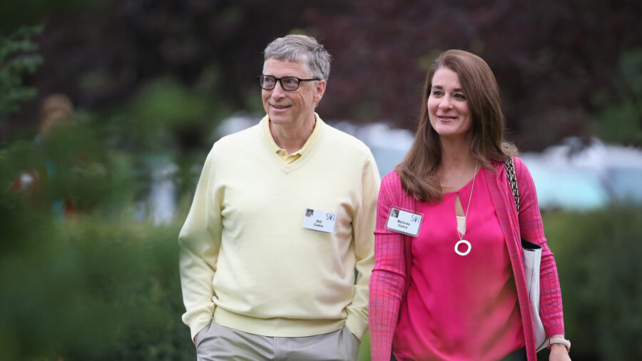 China Can't Stop Talking About the Bill and Melinda Gates Divorce