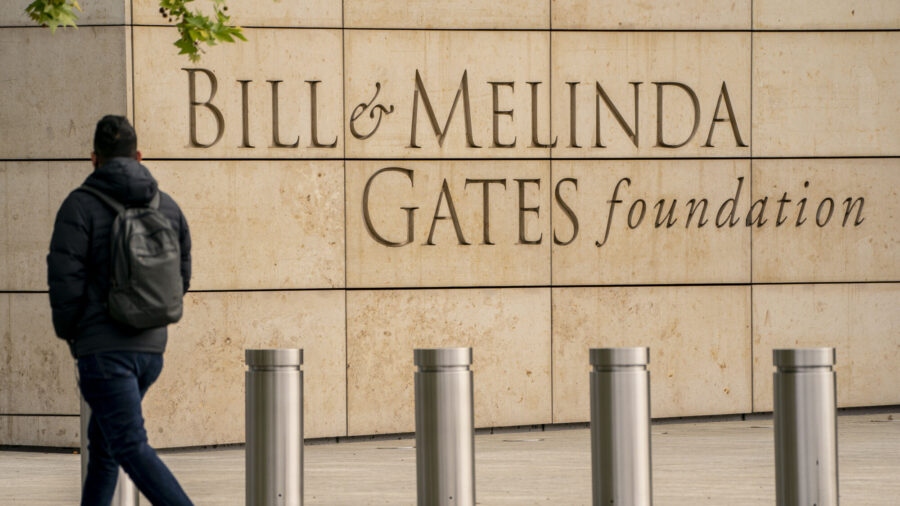 Expert: Bill Gates's Divorce Sets Bad Example