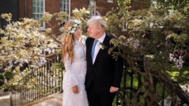 UK PM Boris Johnson Marries Fiancée in Small Private Ceremony