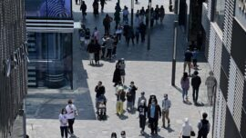 China Records Slowest Population Growth in Decades