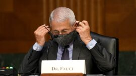 Fauci: I Wore Mask to Avoid Mixed Messaging