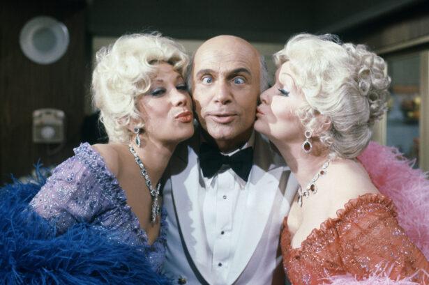 Debbie Reynolds, Gavin MacLeod, Marilyn Michaels