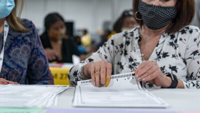 Facts Matter (May 26): Firm Leading Ballot Audit Departs After Contract Expired, New Leader Steps In