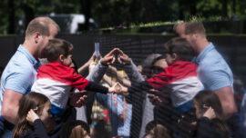 Hundreds Gather to Honor Vietnam Veterans