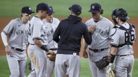 Ninth Yankees Member Tests Positive For COVID
