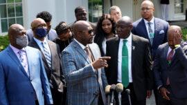 Biden Invites Floyd Family to White House