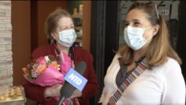 Grandma Surprised With Mother's Day Makeover