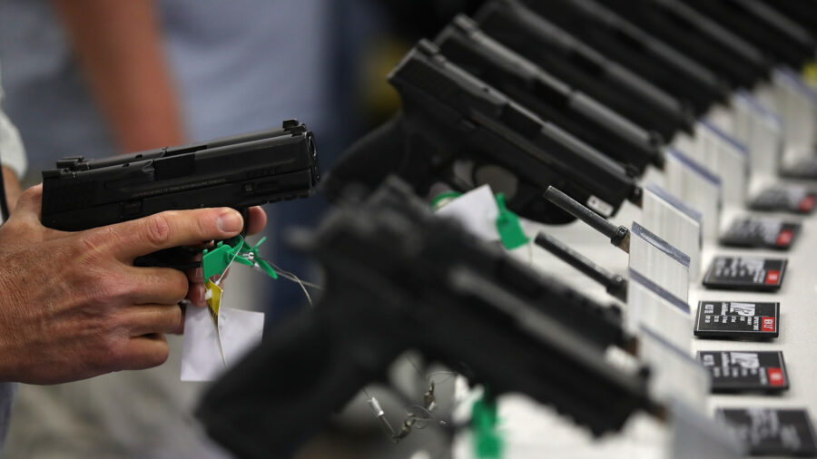 Texas Senate Passes Permitless Gun Carry Bill