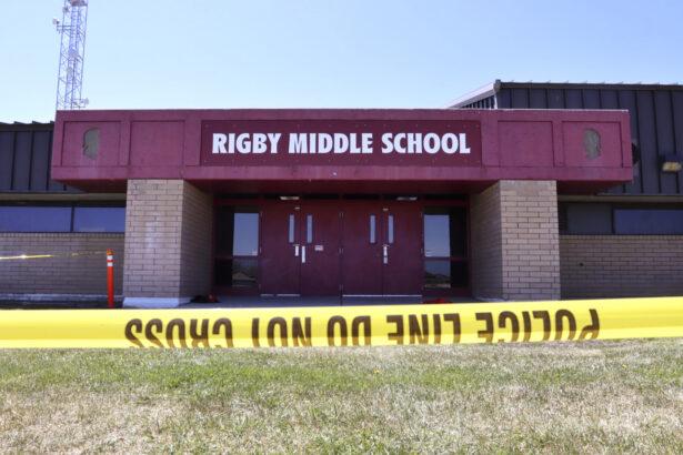 Idaho Rigby Middle School Shooting