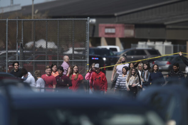 shooting at Rigby Middle School in Rigby, Idaho