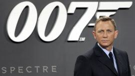 Daniel Craig Bids Farewell to Bond