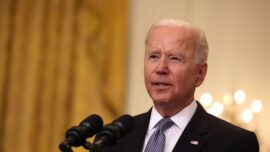 Biden Visits Ford, Pitches $174 Billion Electric Vehicle Plan