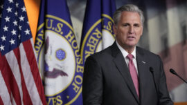 House GOP Leader McCarthy Sets Vote on Cheney for May 12