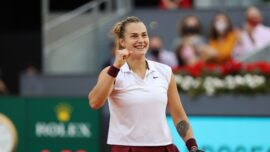 Sabalenka Wins Madrid Open; Zverev Faces Berrettini in Final