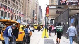 Manhattan Shootout in Broad Daylight