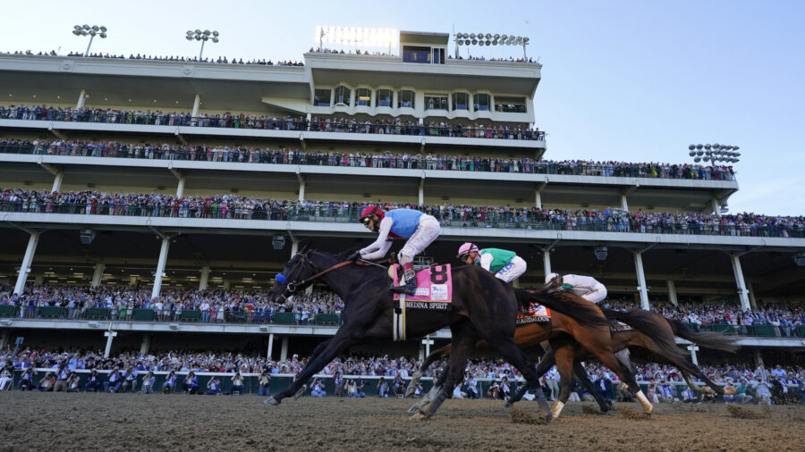 Kentucky Derby Winner Medina Spirit Fails Drugs Test; Legendary Trainer Suspended