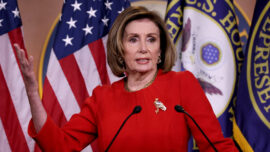 Pelosi Calls for US and World Leaders to Boycott China's 2022 Olympics