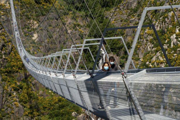 Portugal footbridge