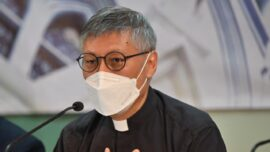 New HK Bishop Says Will Pray for Tiananmen Victims, Follow the Law
