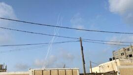 Hamas Fires Rockets on Israel, 9 Dead in Gaza