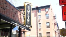 NYC Dumpling Restaurant With Crazy Flavors