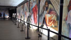 Michelangelo's Sistine Chapel Exhibition Touring US