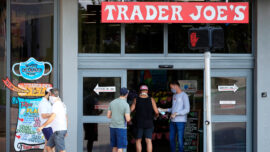 Trader Joe's Says Fully Vaccinated Customers Don't Have to Wear Masks in Stores