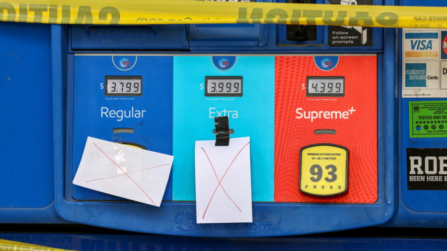 Gas Shortages Ease, but Pumps Dry in Some Areas