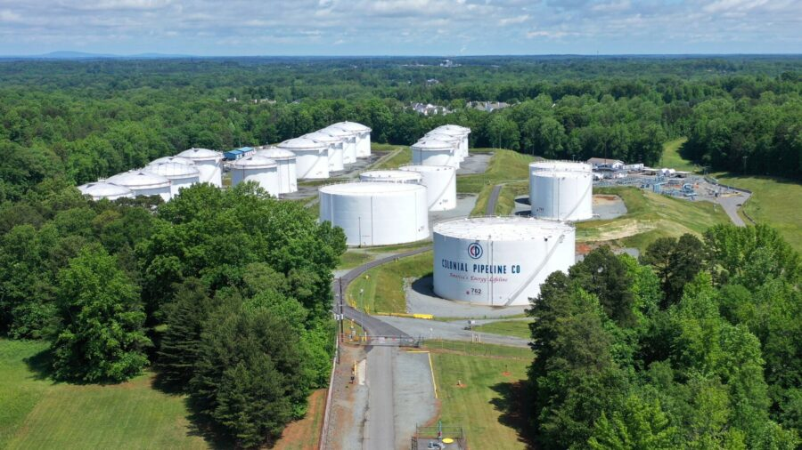 Colonial Pipeline Says Its Shipping Communications System Is Down