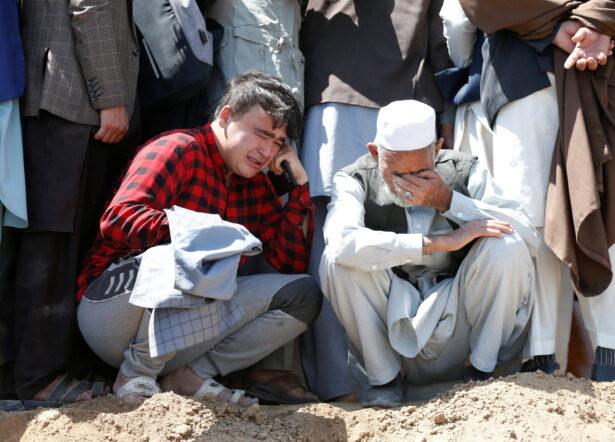 afghans-mourn