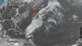 Ana Becomes a Tropical Storm as It Moves Away From Bermuda
