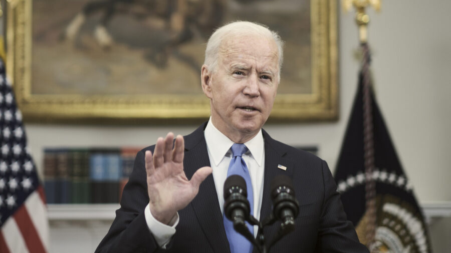 Biden Revokes Six Trump-Era Executive Orders, Including Planned 'Garden of American Heroes'