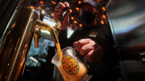 Harry Potter's Butterbeer to Debut in NYC