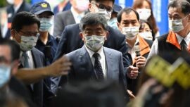 Not a God: Taiwan Says of Health Minister Amid Uptick in COVID Cases Linked to Quarantine Hotel