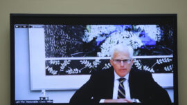 Former Pentagon Official Backs Off Claim Trump Incited Jan. 6 Capitol Storming