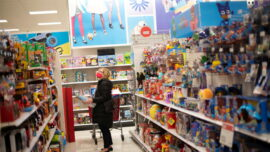 US Toy Sales Surged 27 Percent From January to April