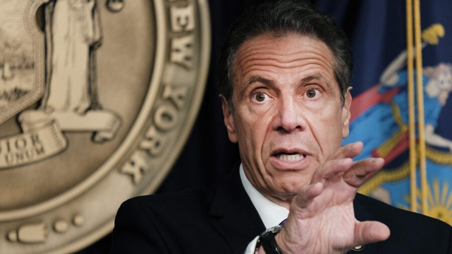New York Gov. Cuomo Signs Bill Restoring Voting Rights to Felons After Prison