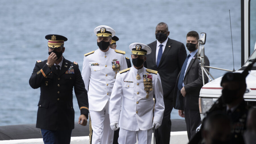 Pentagon Chief Calls for 'New Vision' for American Defense