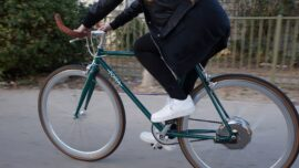 London Firm's Kit Turns Pedal Bikes Electric